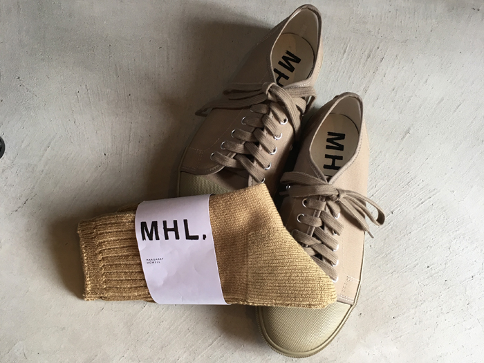 MHL./ARMY SHOES / MILITARY SOCK