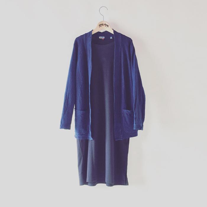 BLUE BLUE JAPAN/LINEN WOMENS ITEM