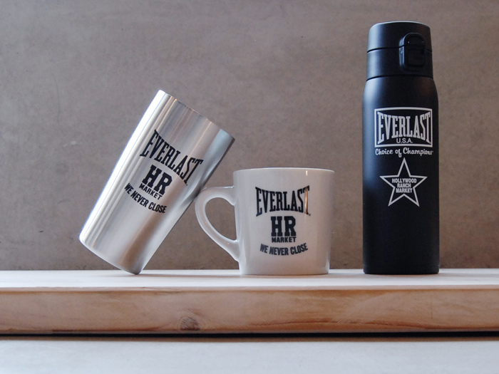 HOLLYWOOD RANCH MARKET x EVERLAST / BOTTLE / CUP