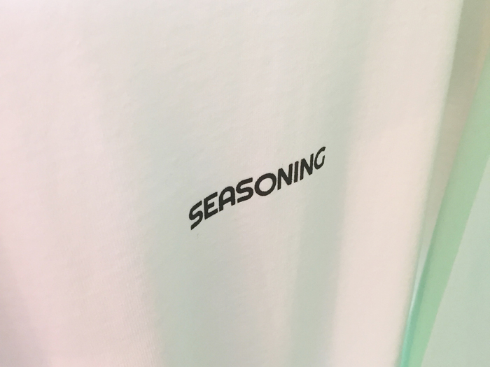 SEASONING/TEE/SALE
