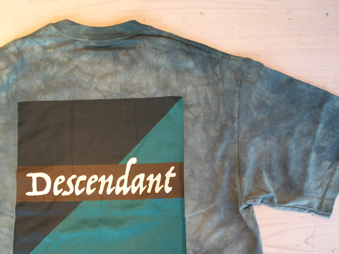 DESCENDANT/SPOT ITEM 1