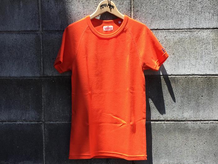 ストレッチフライスショートスリーブTシャツ/NEW COLOR