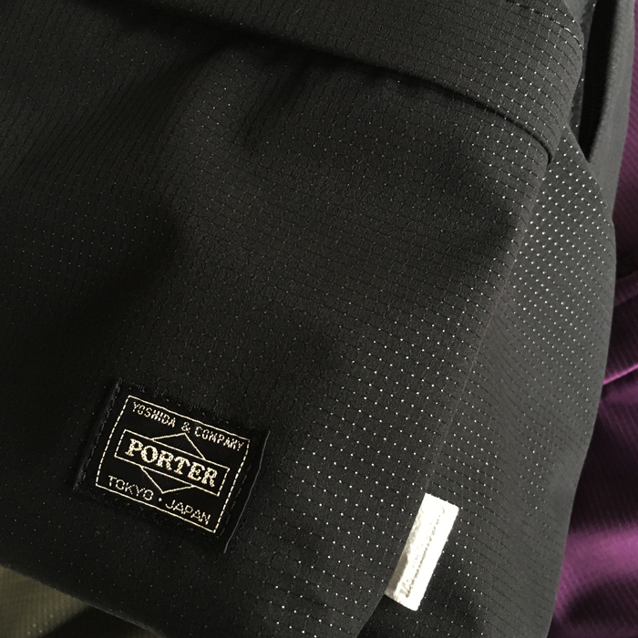 White Mountaineering/WM × PORTER DOT MESH DAYPACK