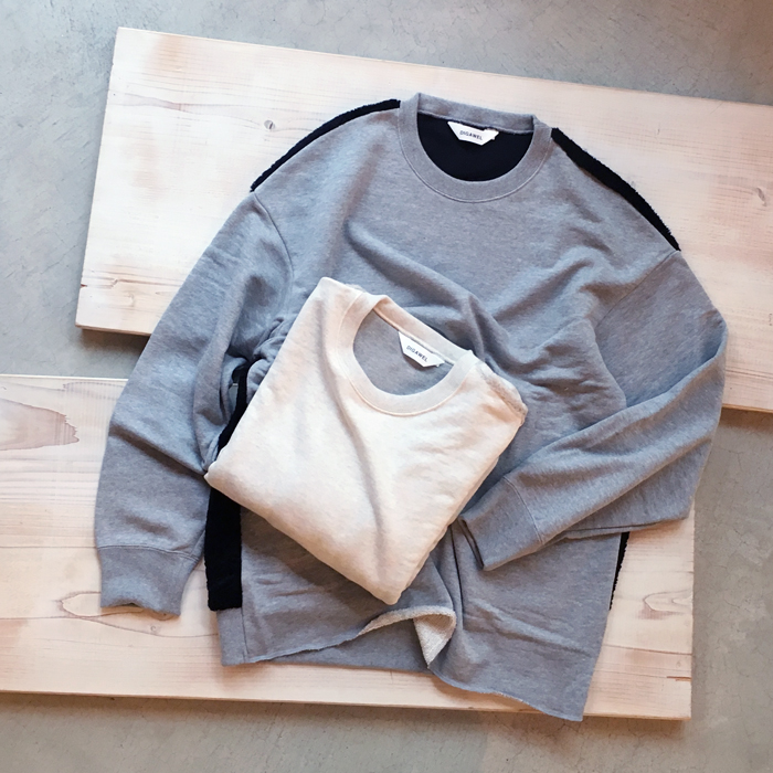 DIGAWEL/SWITCH SWEATSHIRT