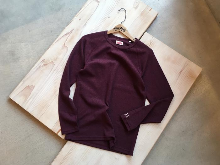 HOLLYWOOD RANCH MARKET/ストレッチフライス ロングスリーブTシャツ