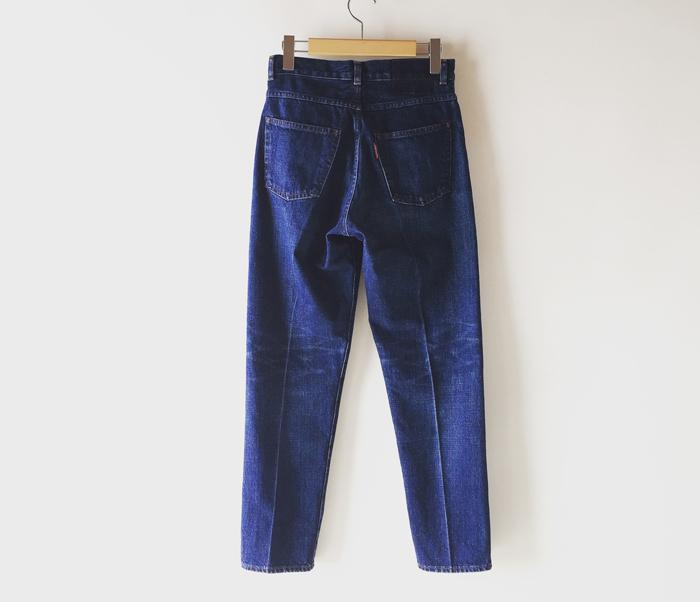 BLUE BLUE/セルビッチデニム パンツ ウイメンズ