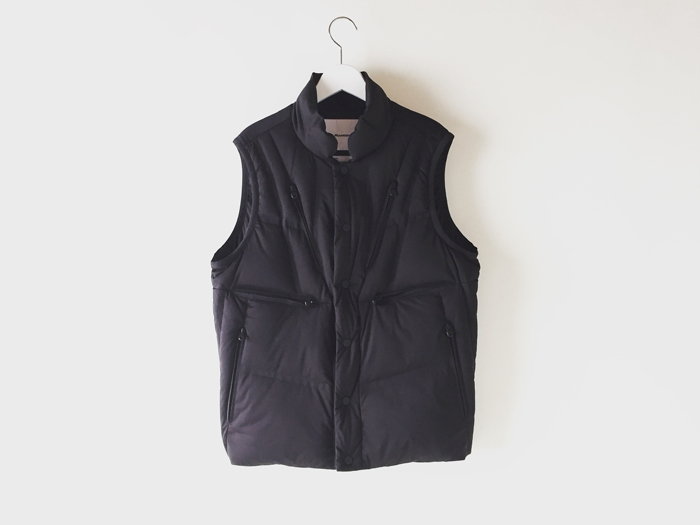 White Mountaineering/KNIT & VEST