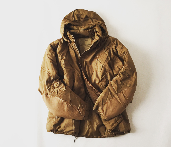 USMC/ECWCS LEVEL7 PRIMALOFT HAPPYPARKA DEADSTOCK