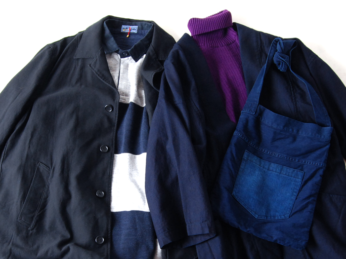 BLUE BLUE JAPAN/WINTER NEW ITEM