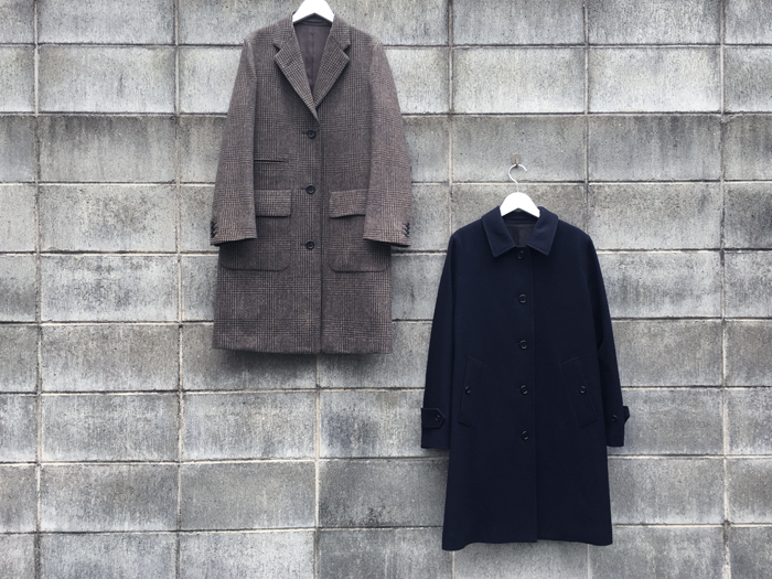 MARGARET HOWELL/WOMENS COAT