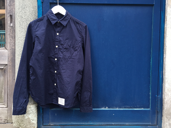COMMONO reproducts WORKERS/WORKERS SHIRT