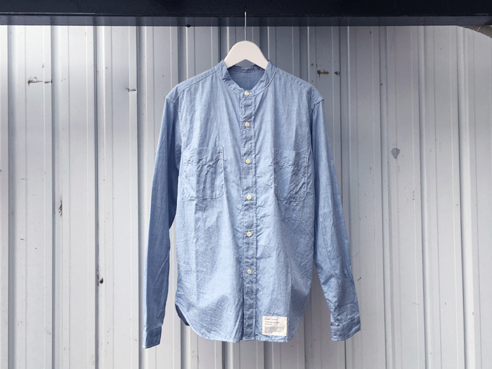 COMMONO reproducts WORKERS/WORKERS STAND SHIRT