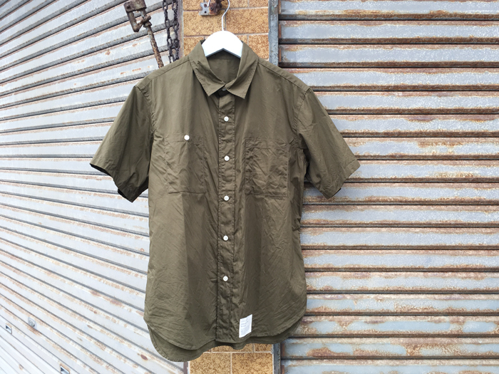 COMMONO reproducts WORKERS/WORKERS SS SHIRT