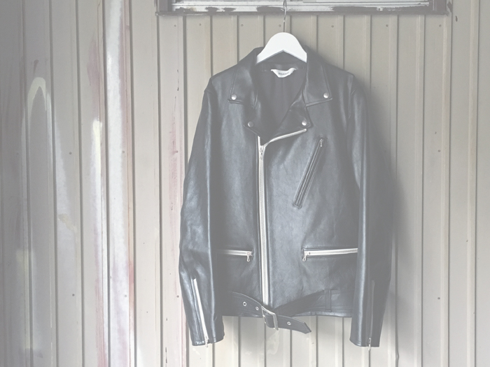 DIGAWEL/MOTORCYCLE JACKET