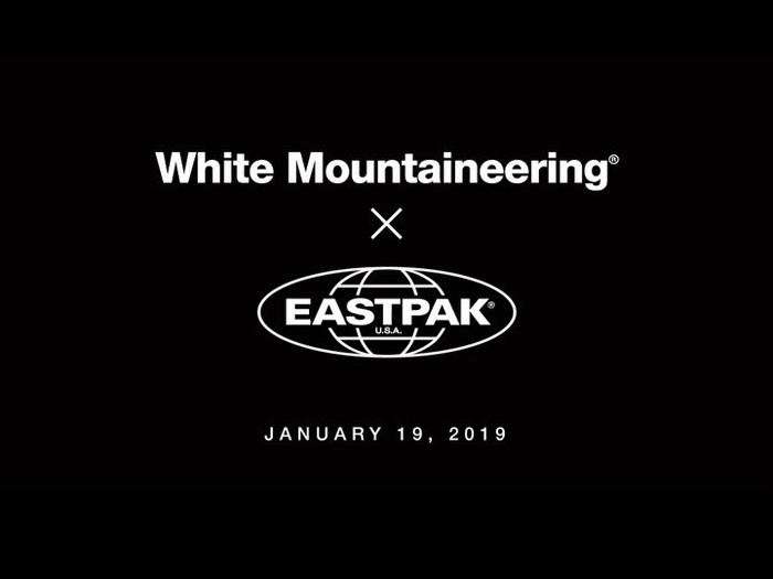 White Mountaineering/WM×EASTPAK SERIES