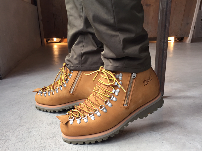 White Mountaineering/WM×DANNER BOOTS [LACE TO TOE BOOTS]