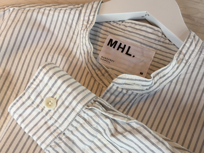 MHL./STRIPE SHIRTS