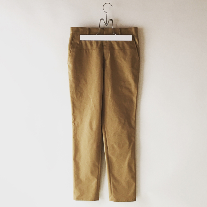 DIGAWEL/SLIM PANTS