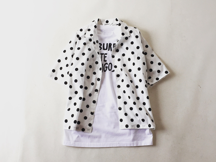 DIGAWEL/DOT S/S SHIRT