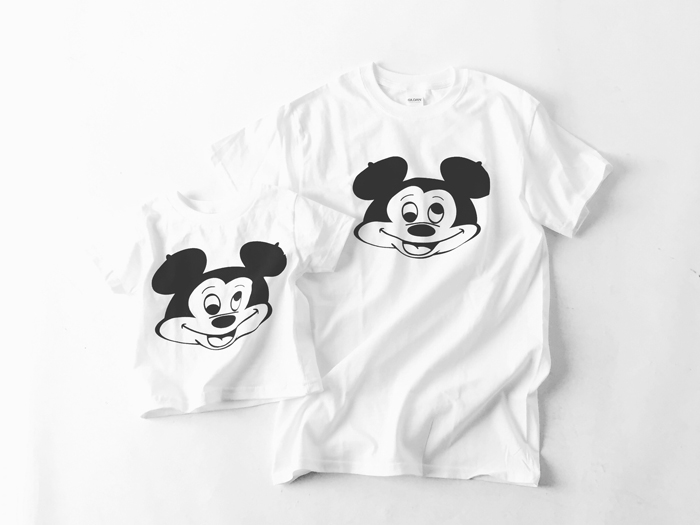 CALIFORNIA STORE/AKKY SS TEE KIDS&ADULT