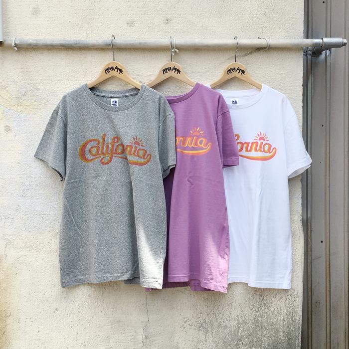 HOLLYWOOD RANCH MARKET/CALIFORNIA SUN Tシャツ