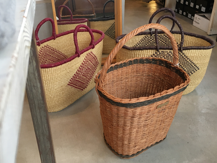 KiiRA/BASKET BAG