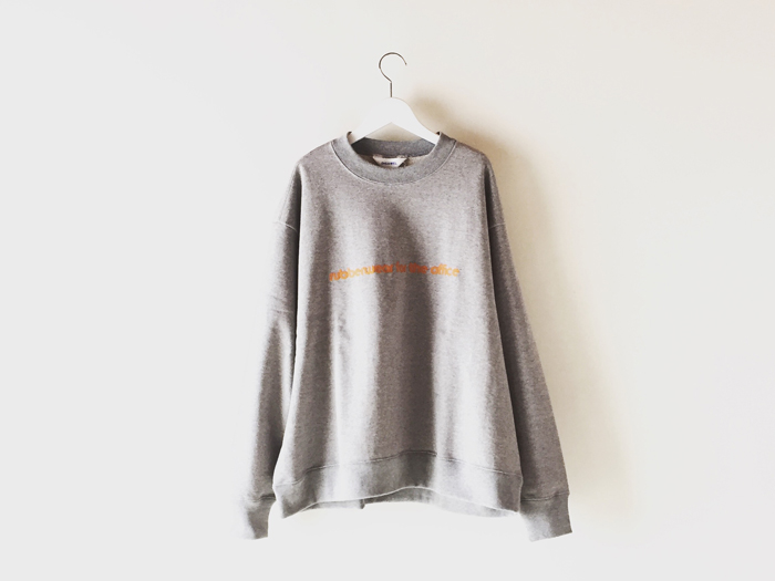 DIGAWEL/SWEAT SHIRT