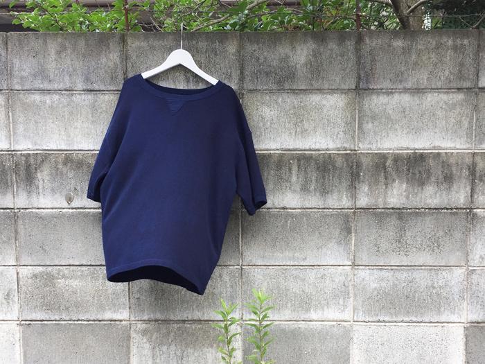 BLUE BLUE JAPAN/NEW TEE