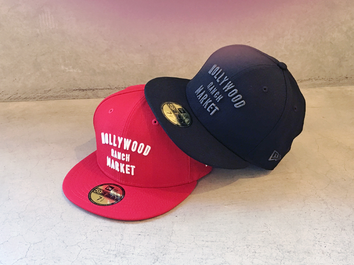 HOLLYWOOD RANCH MARKETNEW ERA x HRM BASEBALL CAP