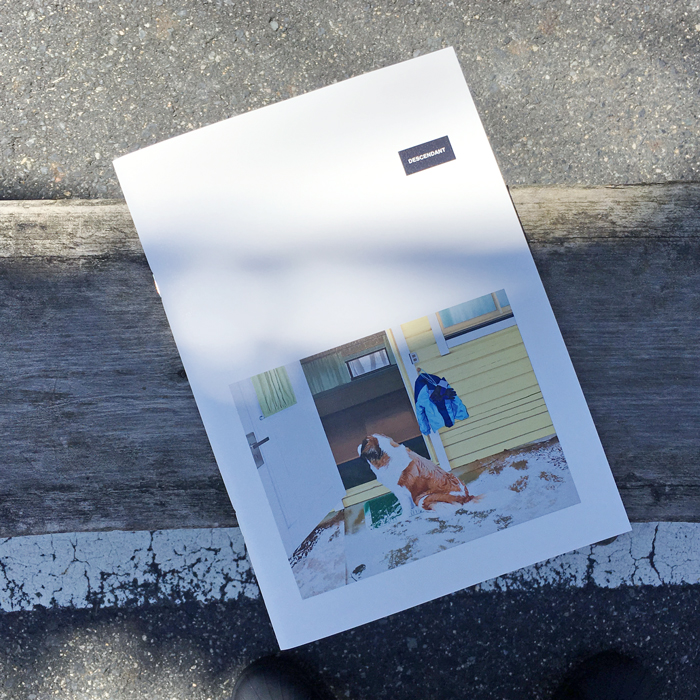 DESCENDANT/19AW カタログ