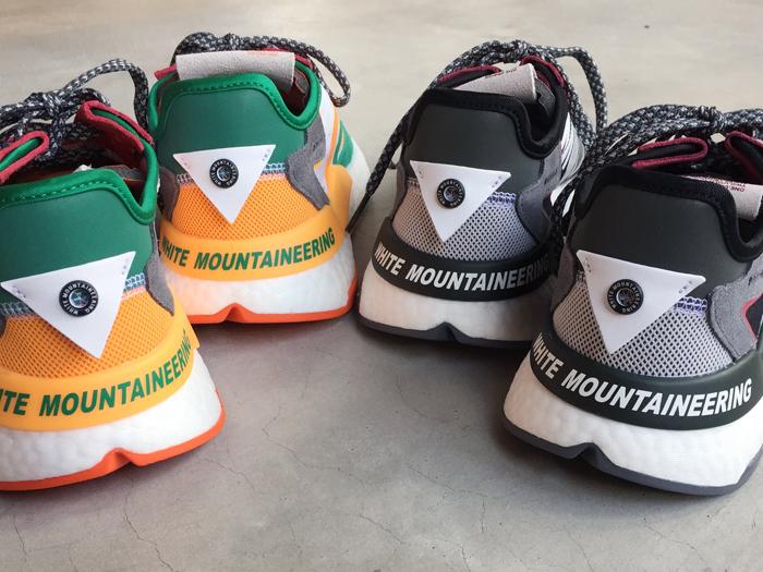 WM x adidas Originals SNEAKER (NITE JOGGER)