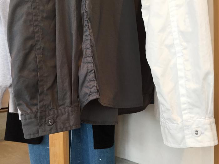 White Mountaineering Wardrobe/BROAD B.D SHIRTS