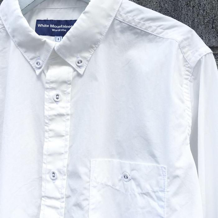 White Mountaineering Wardrobe/BROAD B.D SHIRT