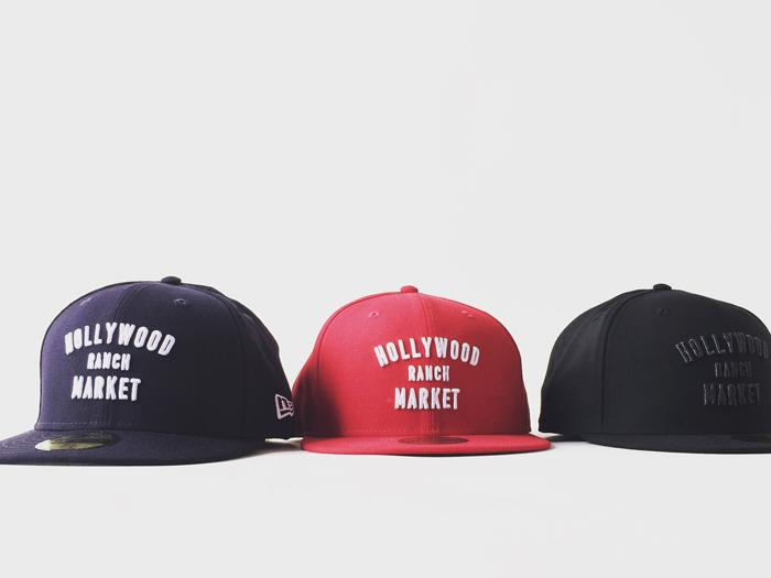 HOLLYWOOD RANCH MARKET/NEW ERA x HRM BASEBALL CAP
