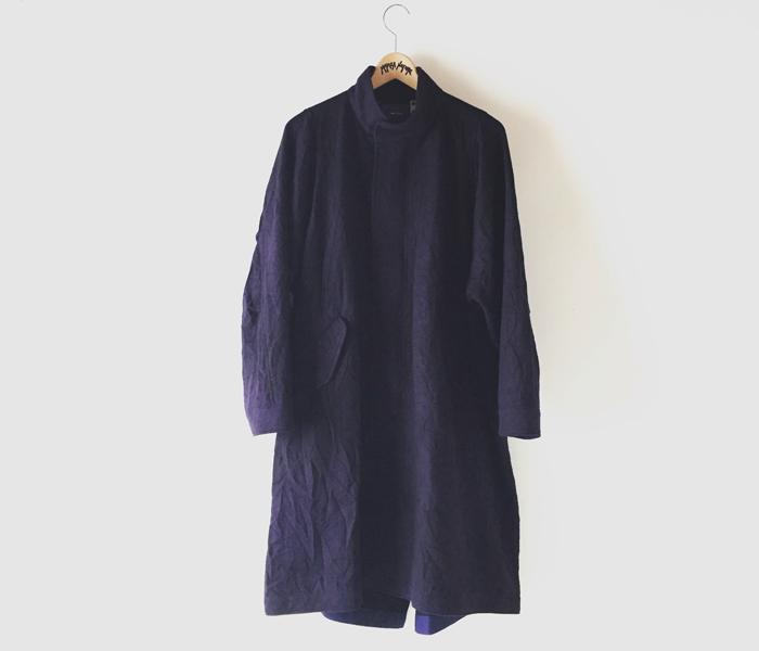 BLUE BLUE JAPAN/MILITARY COAT