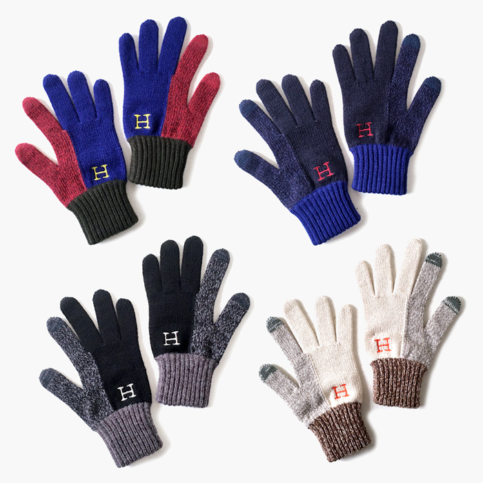 HOLLYWOOD RANCH MARKET/H SWITCH COLOR TOUCH GLOVE