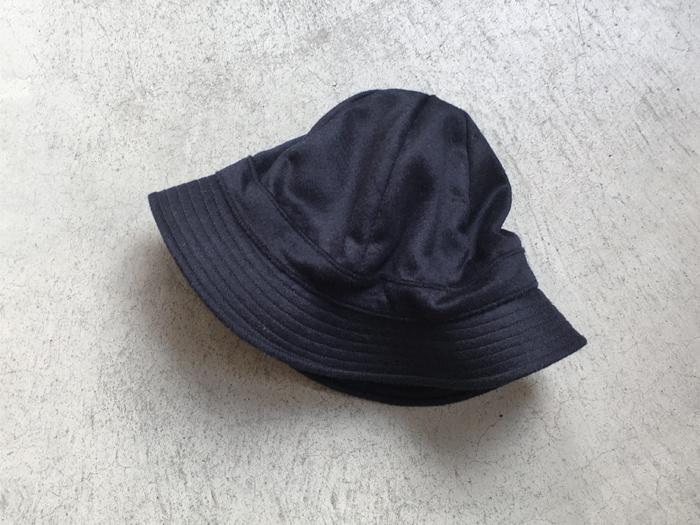 HOLLYWOOD RANCH MARKET/HRR B EMBLEM DENIM BUCKET HAT