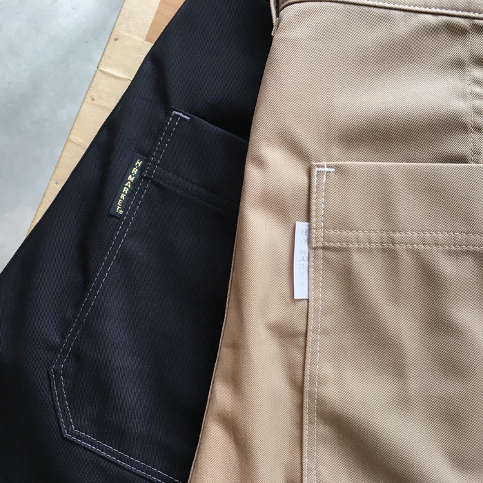 HOLLYWOOD RANCH MARKET/TC CHINO FATIGUE PANTS