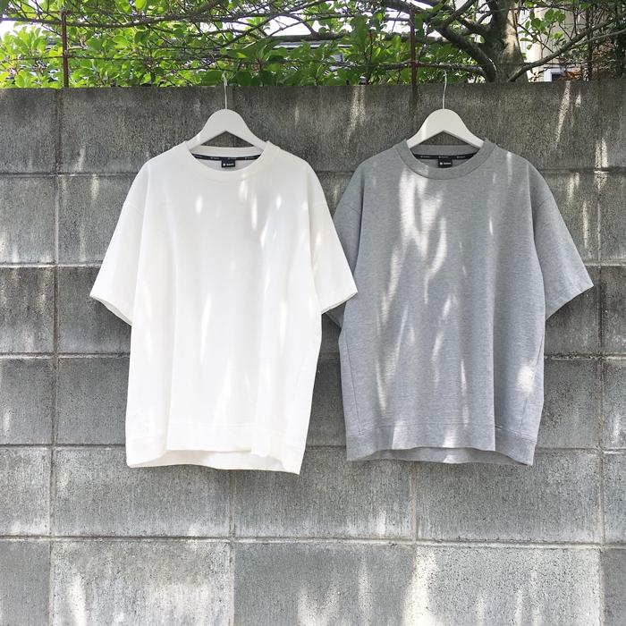 Goldwin Lifestyle/CREW NECK S/S TEE