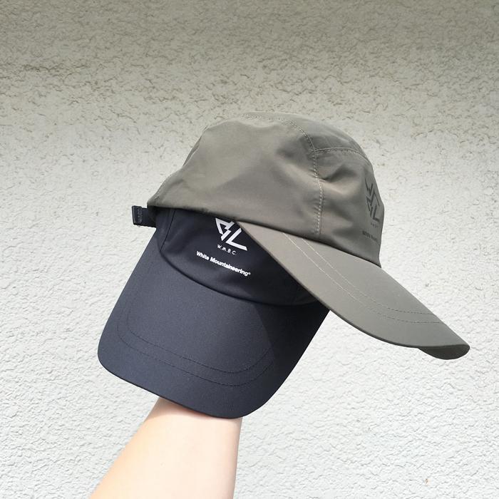 White Mountaineering/LONG VISOR CAP