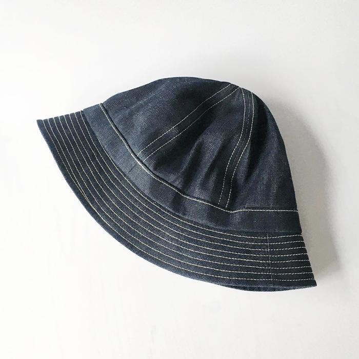 BLUE BLUE/LIGHT DENIM METRO HAT