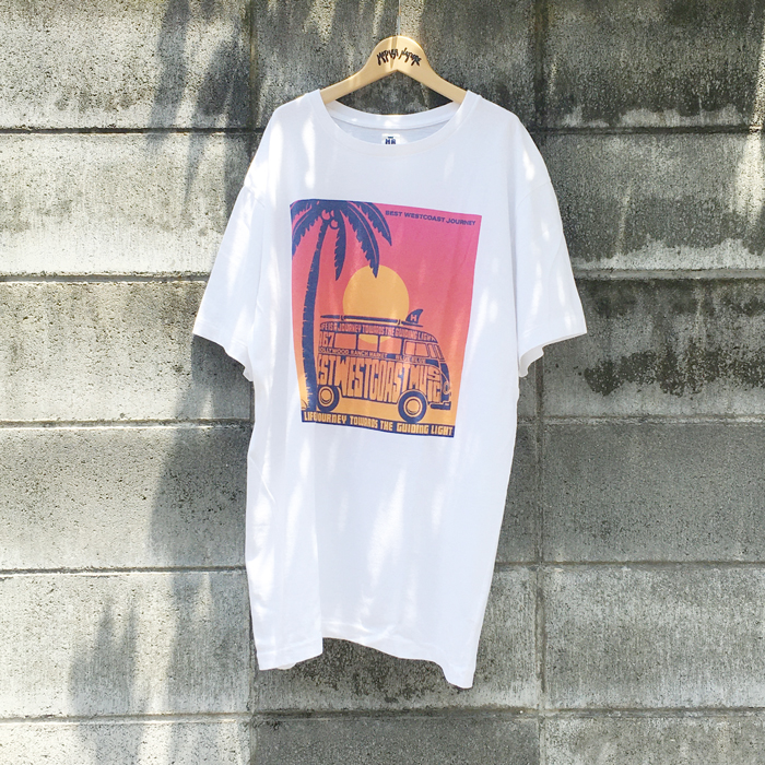 HOLLYWOOD RANCH MARKET/BEST WEST COAST MUSIC T-SHIRT