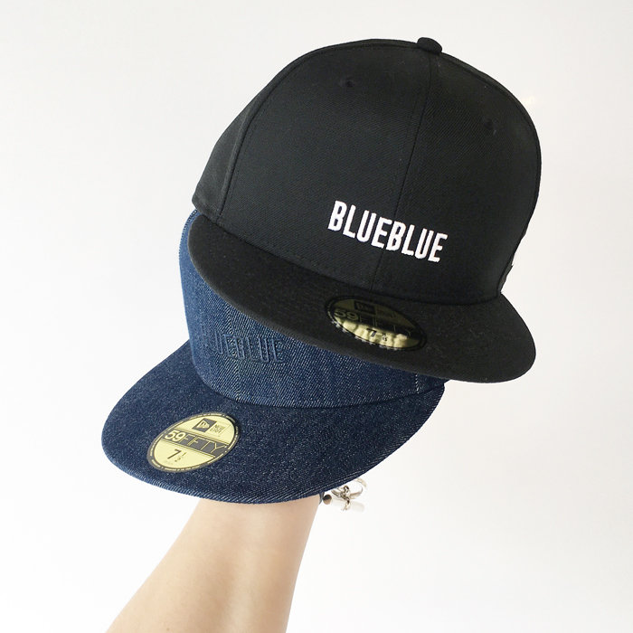 BLUE BLUE/NEW ERA x BB BASEBALL CAP