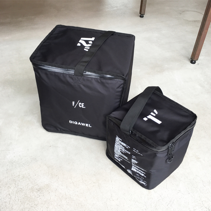 DIGAWEL/VINYL COOLER BAG