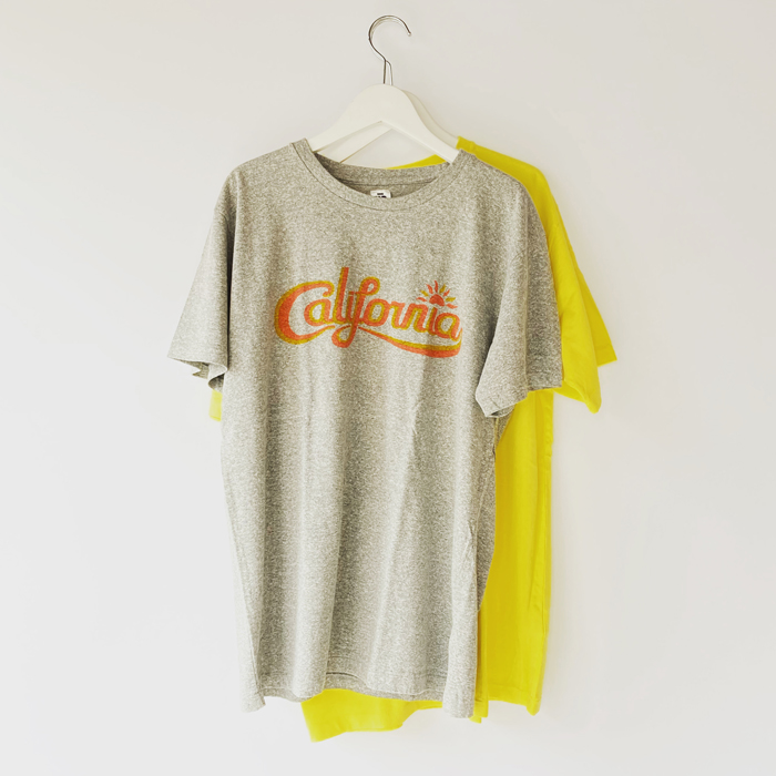 HOLLYWOOD RANCH MARKET/CALIFORNIA SUN Tシャツ