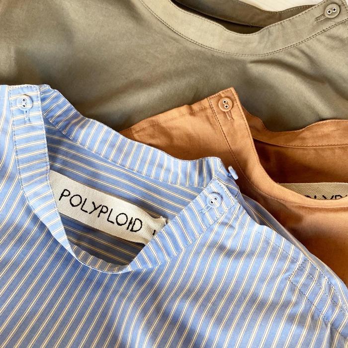 POLYPLOID/FIELD SHIRT