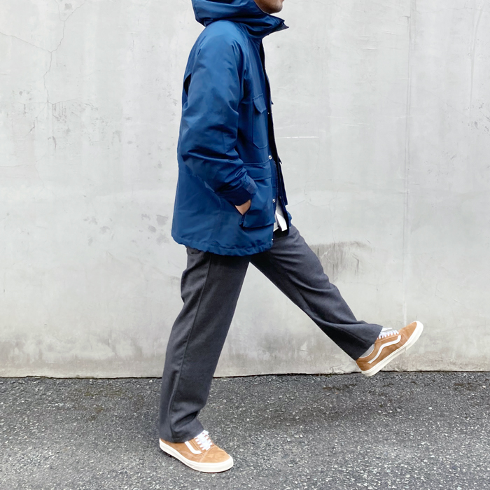 DESCENDANT/BROOK 60/40 JACKET