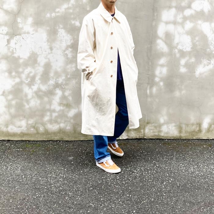 POLYPLOID/LONG COAT A