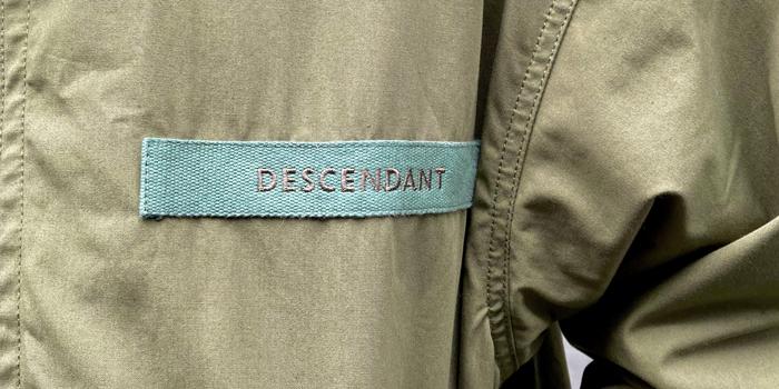 DESCENDANT/CRIKET NYCO JACKET