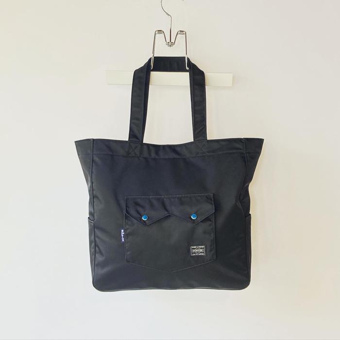 BLUE BLUE/xPORTER BAG